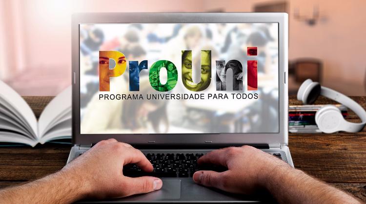 Inscrição Prouni 2022