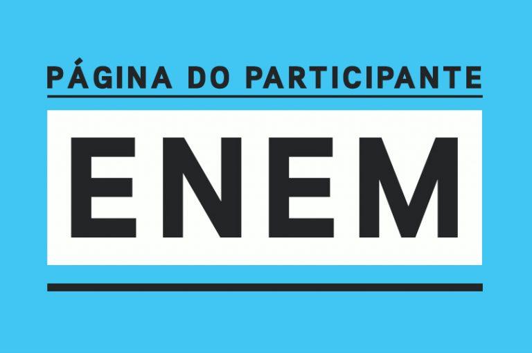 Enem Página do Participante