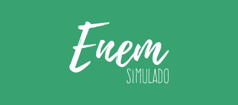 Simulado ENEM 2022